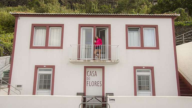 Casa do Flores in Lajes do Pico